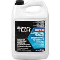 Super Tech 50/50 Antifreeze/Coolant Pre-Mix