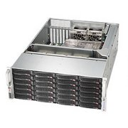 Supermicro SuperChassis CSE-846BA-R920B 920W 4U Rackmount Sever Chassis (Black)