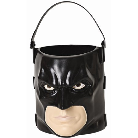 Batman Trick or Treat Pail Rubies 30736 - Batman Pail