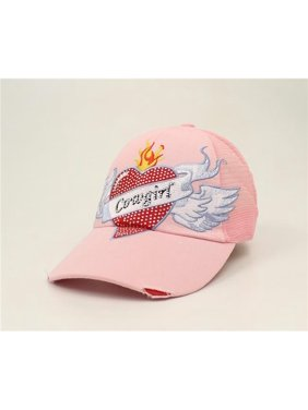 67b672a68101b Product Image Blazin Roxx 1540630 Ladies Heart Tattoo Cap
