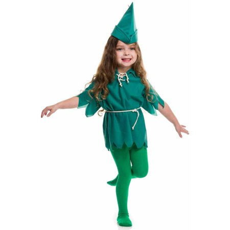 peter pan child halloween costume