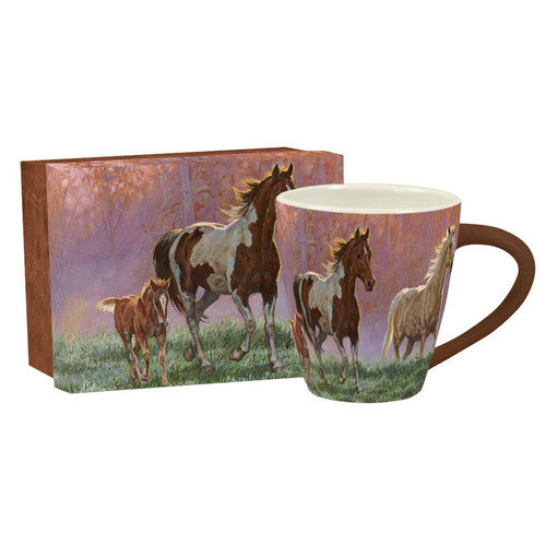 Lang 17 oz. Morning Sun Caf  Mug