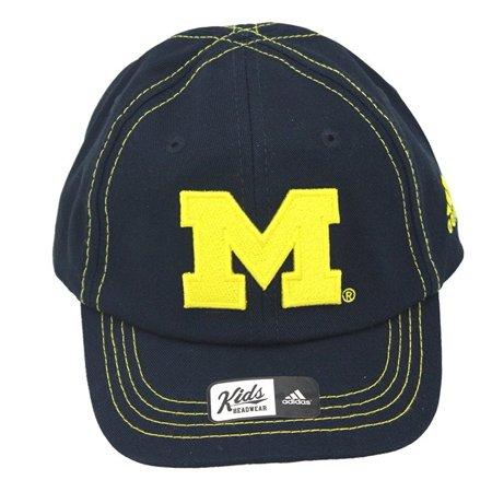 Kids NCAA Michigan State Wolverines Baseball Hat c79839e3f09