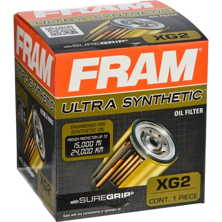Fram Ultra Synthetic Oil Filter  Xg2
