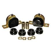 Energy Suspension 00-06 Tahoe/Yukon/Denali 2WD Black 28mm Rear Sway Bar Bushing Set