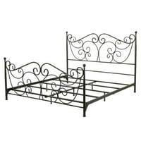 Horatio Metal Bed Frame - King Size