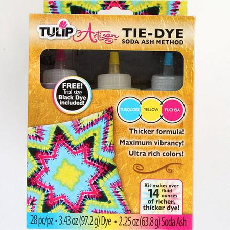 Tulip Artisan Soda Ash Tie Dye Kit - 3 - Soda Ash Dye