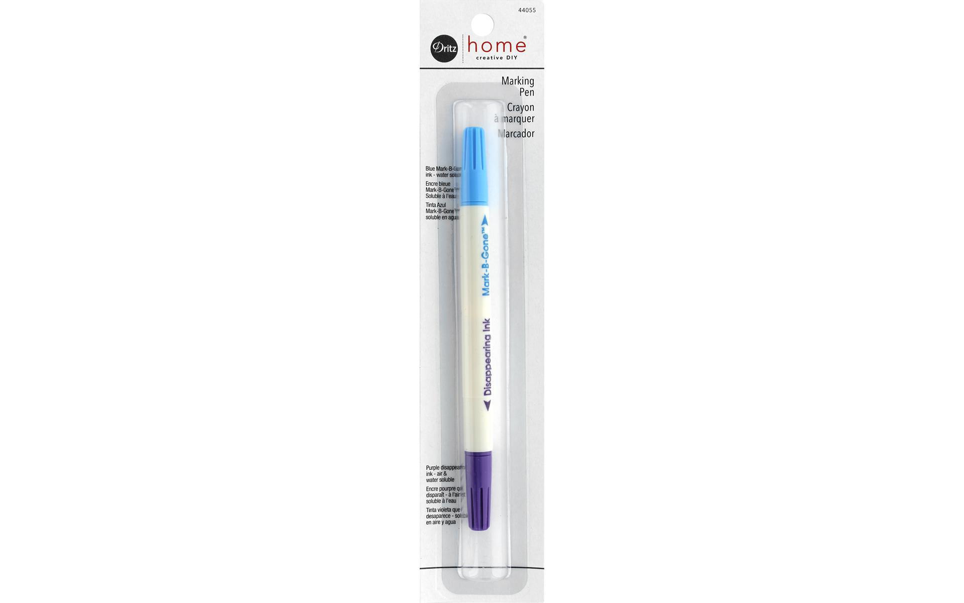 Collins The Fine Line Air-erasable Marking Pen-purple