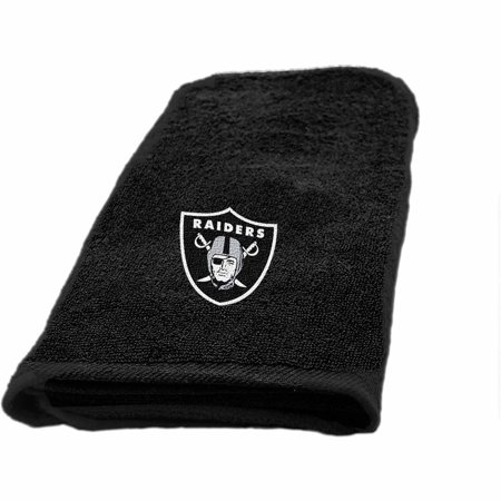 Nfl Oakland Raiders Hand Towel