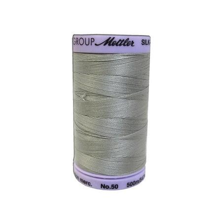 Mettler Silk Finish Cotton #50 547yd Drizzle