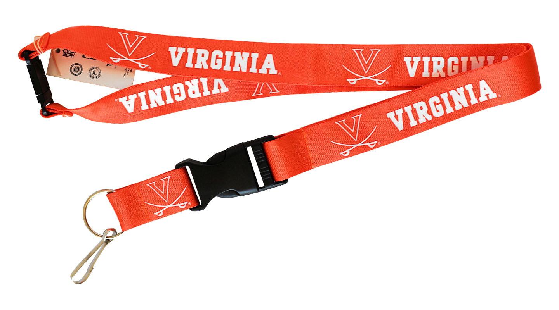 NCAA Virginia Cavaliers Lanyard