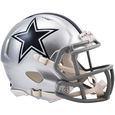 Riddell Dallas Cowboys Revolution Speed Mini Football Helmet for $<!---->