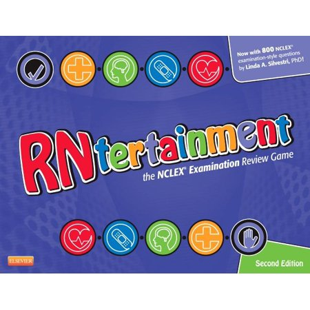 Rntertainment: The Nclex? Examination Review Game - Grammar Review Games