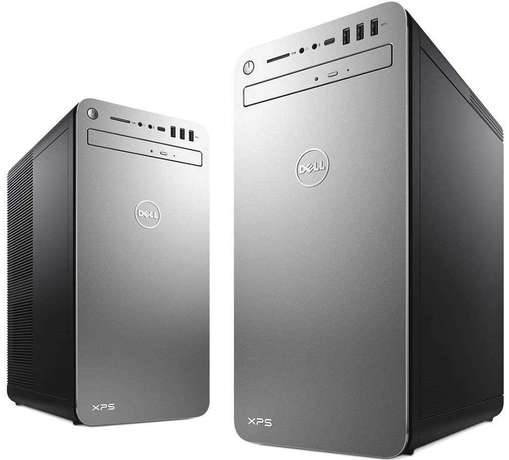 Refurbished Dell XPS 8930 Tower Desktop - 8th Gen. Intel Core i7-8700 6-Core up to 4.60 GHz, 16GB DDR4 Memory, 256GB SSD + 2TB SATA Hard Drive, 4GB Nvidia GeForce GTX 1060 DVD Burner, Windows 10 Pro