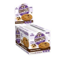 Lenny & Larry's, The Complete Cookie, Oatmeal Raisin, 12 Cookies, 4 oz (113 g) Each(pack of 1)