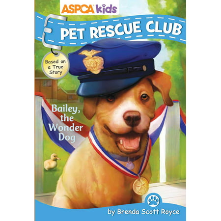 ASPCA Kids: Pet Rescue Club: Bailey the Wonder Dog](Wonder Pets Duckling)