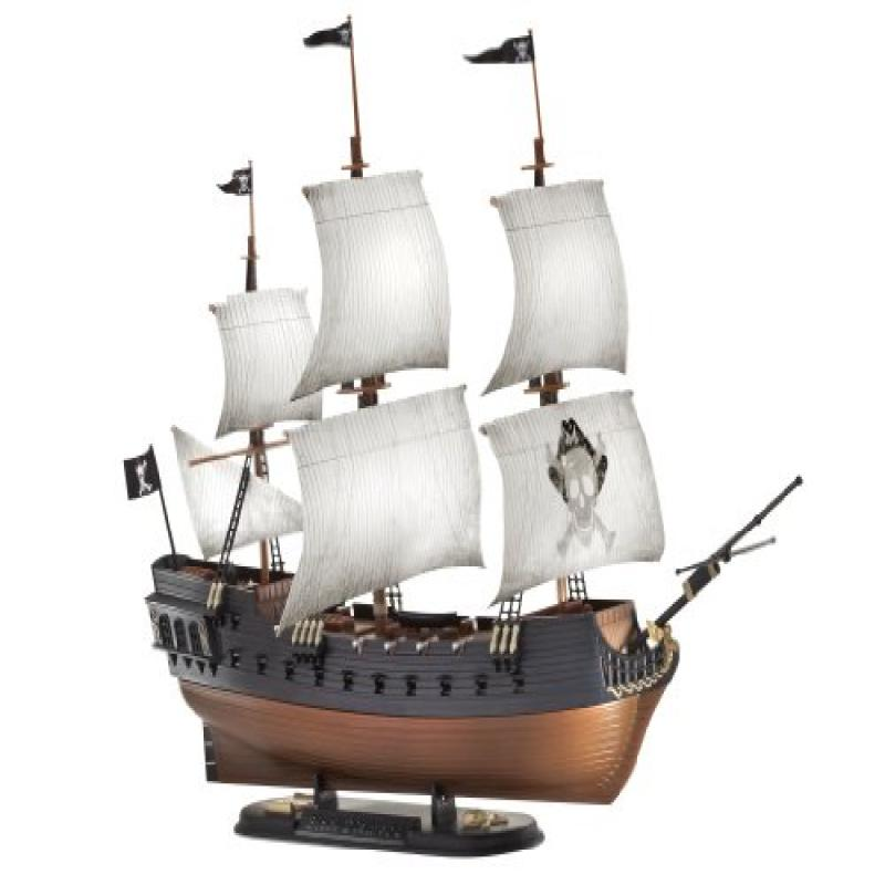 Revell of Germany Pirate Ship Easy Model Kit by
