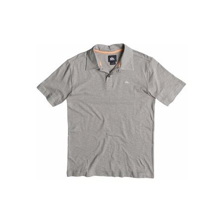 Quiksilver Boys Moss Side Rugby Polo Shirt smc0 4 - Little Kids (4-7) (Quiksilver Mens Polo)