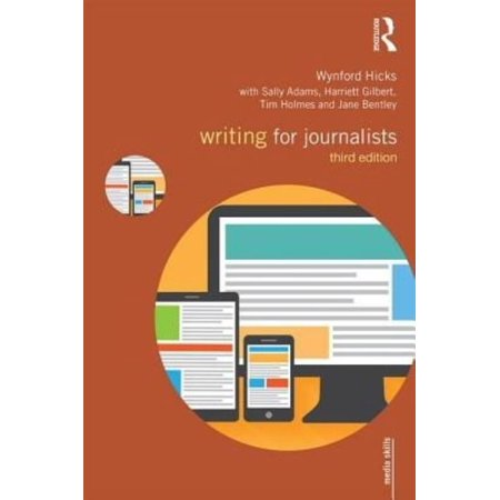 Writing for Journalists (Media Skills (Paperback)) - image 1 of 1