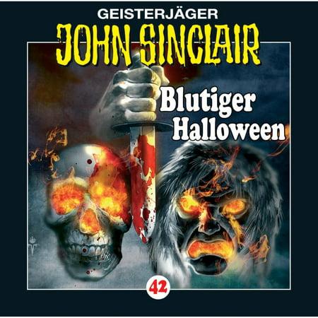 John Sinclair, Folge 42: Blutiger Halloween - - Blutiger Halloween John Sinclair