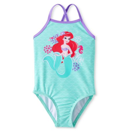 The Little Mermaid One-Piece Swimsuit (Baby Girls)