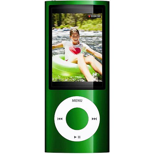 Apple iPod nano - 5th generation - digital player  - 16 GB - display: 2.2 in - green