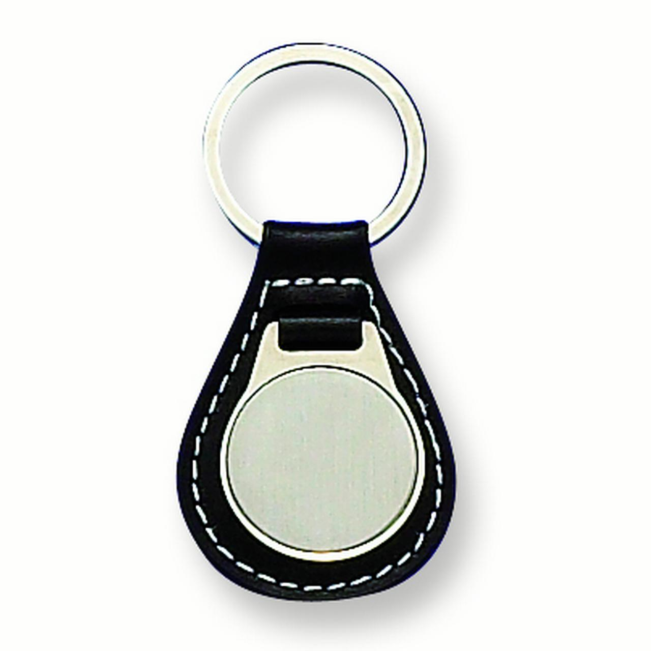 Black Key Band Ring Size Money Clip Wallet Fashion Jewelry Gift For Dad Mens For Him - image 4 de 4