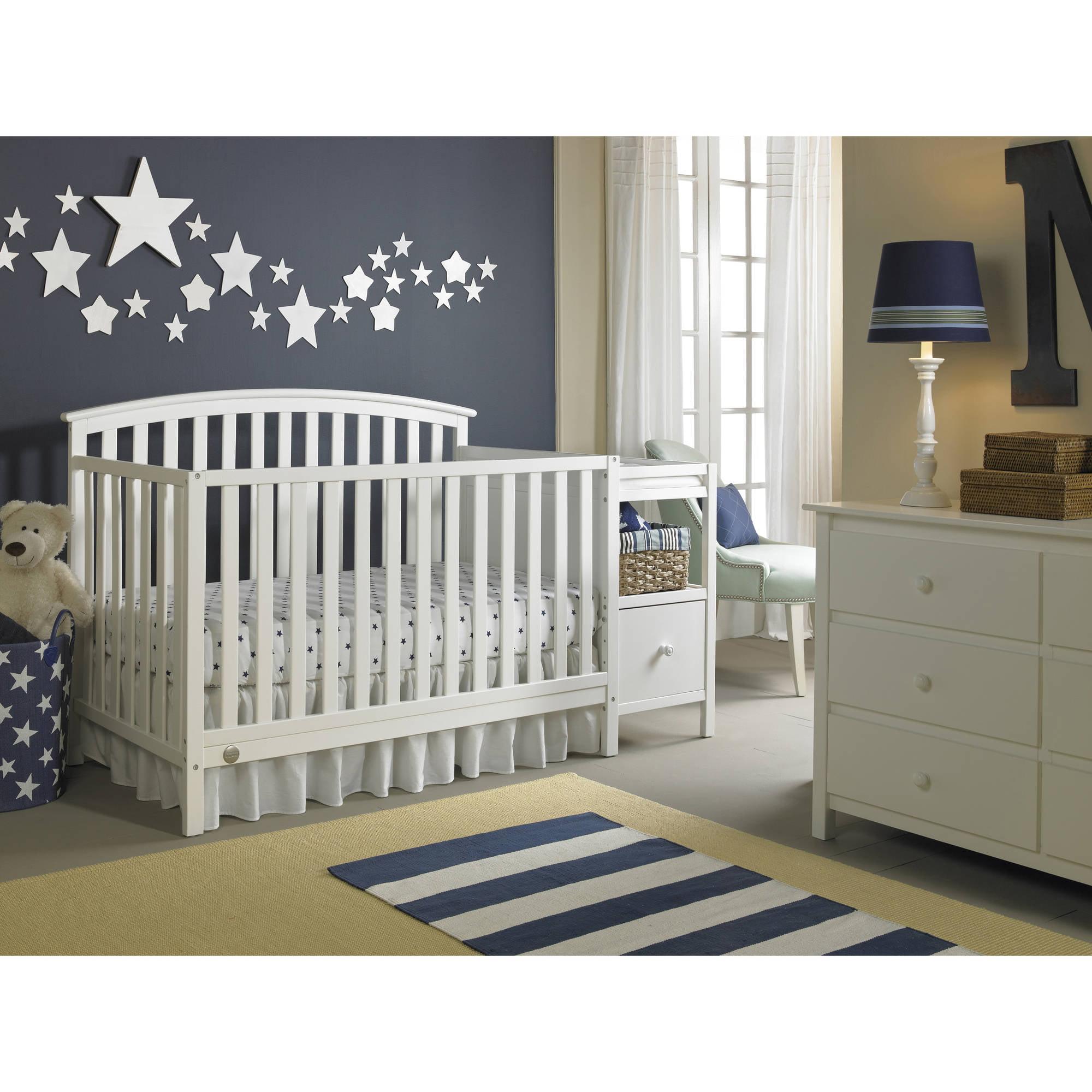 Fisher Price Huntington 4 In 1 Convertible Crib N Changer
