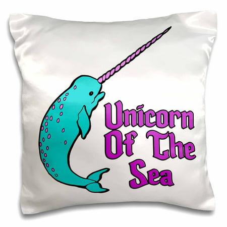 funny cute narwhal unicorn sea