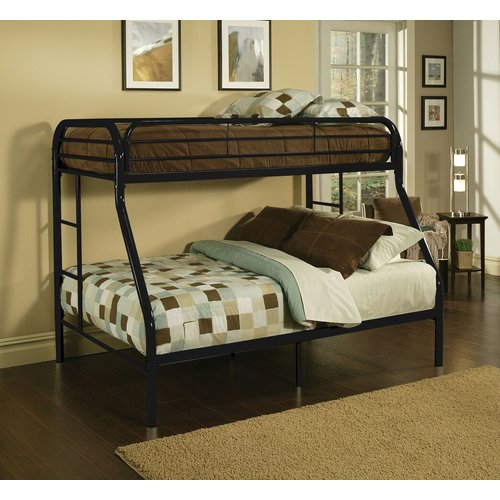 Zoomie Kids Hirst Bunk Bed