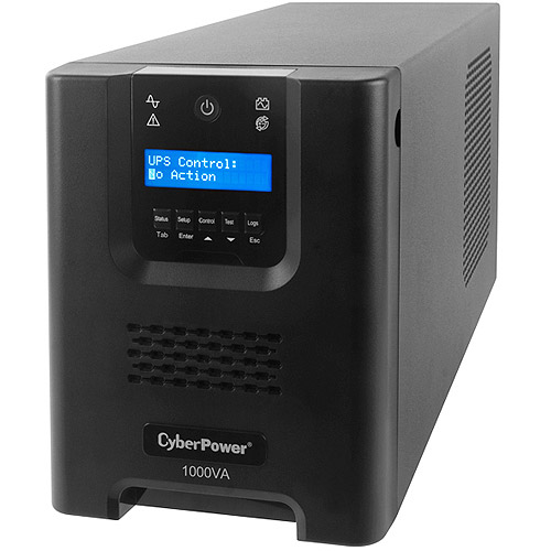 CyberPower PR1000LCD Smart App Sinewave Mini-Tower