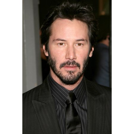 Keanu Reeves At Arrivals For The Day The Earth Stood Still Premiere Amc Loews Lincoln Square Theatre New York Ny December 09 2008 Photo By Jay Bradyeverett Collection Photo Print