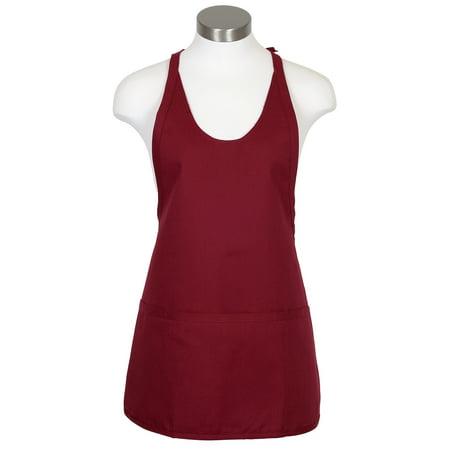 Fame Fabrics F27 3 Pocket Scoop Neck -