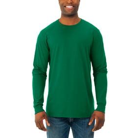 2440654687f7 Hanes Mens Tagless long-sleeve T-shirt, 2 Pack Bundle for $12 ...