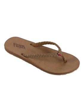 4c094203a1e Product Image Women s Flojos Harper Braided Flip Flop