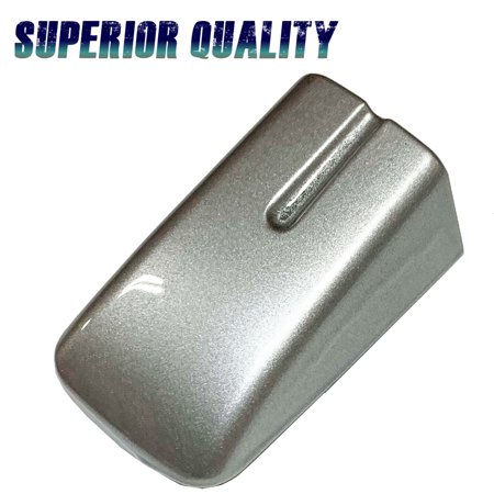 CF Advance For 04-08 Acura TL 3.2 3.5L Front or Rear Right Passenger Side Outside Exterior Outer Door Handle Cover NH700M Alabaster Silver Metallic 2004 2005 2006 2007