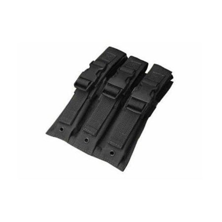 Condor MA37 Triple Buckle Top MP5 Magazine MOLLE Pouch Holster -