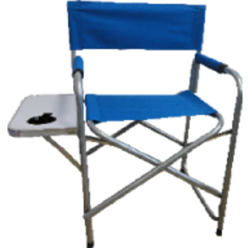 World Famous Sports Directors Chair with Table