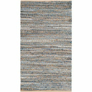 Safavieh Cape Cod John Braided Stripes Area Rug or Runner