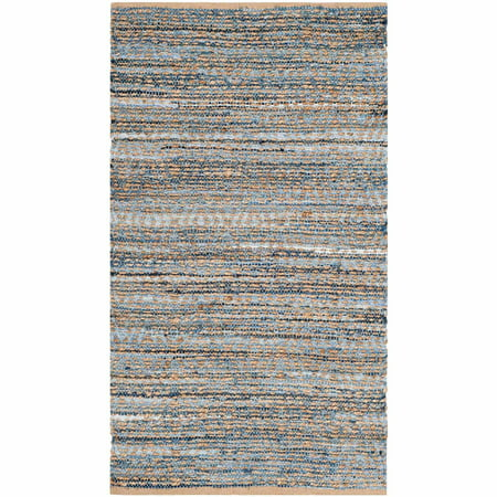 Safavieh Cape Cod John Braided Stripes Area Rug or Runner Usa Capel Rugs