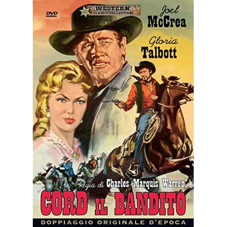 Cattle Empire ( 1958 ) [ NON-USA FORMAT, PAL, Reg.0 Import - Italy ]