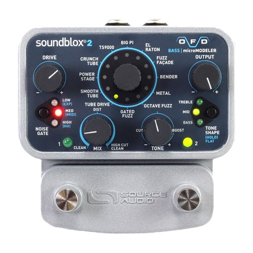 Source Audio SA228 Soundblox 2 OFD Bass microModeler