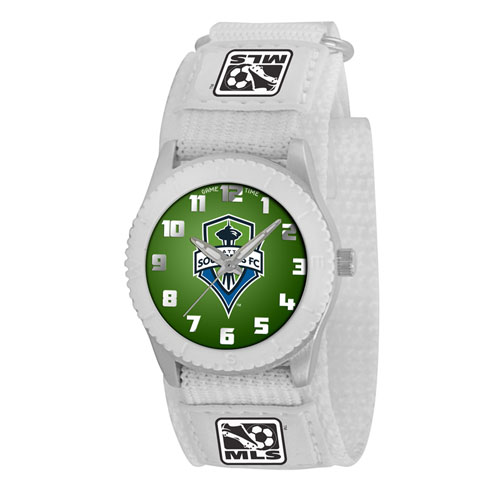 Seattle Sounders Youth Rookie Watch (White)
