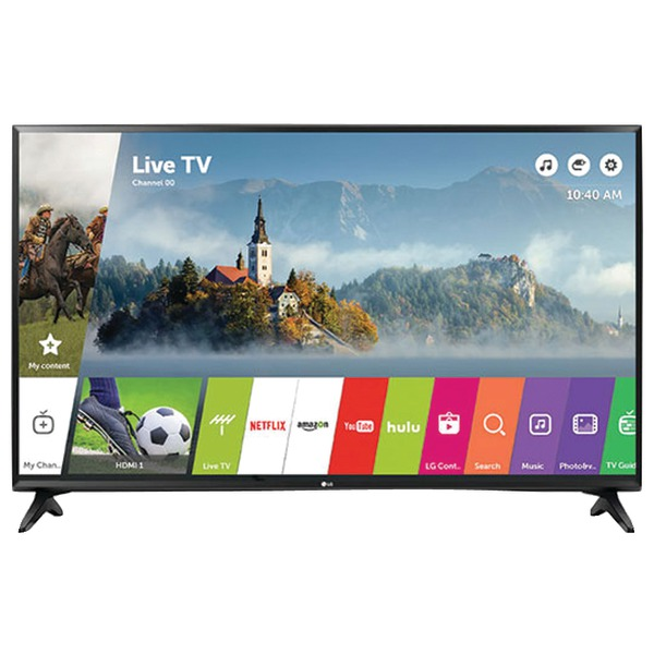 LG 43IN 1080P SMRT LED TV
