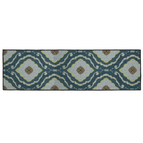 Structures Julianna Textured Printed Accent Rug