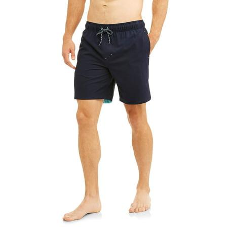Mens All Guy Solid Swim Short