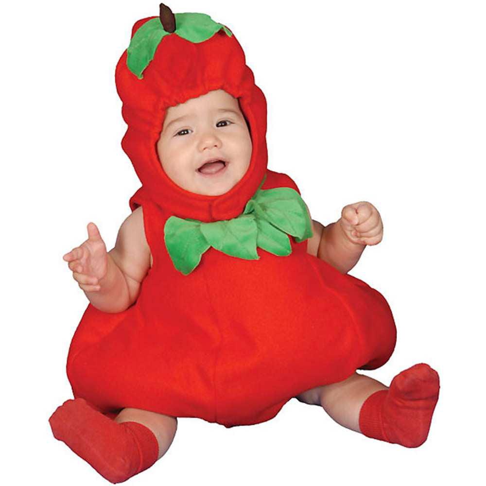 Baby Apple Costume