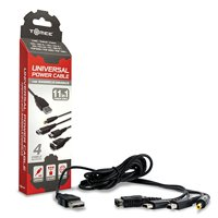 Universal Nintendo 3DS XL / 3DS XL / 2DS / 3DS / DSi / DSi XL / LL Charging Cable 11 in 1