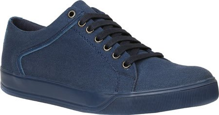 GBX FYRE Mens Black Canvas Comfort Sneaker Shoes by GBX