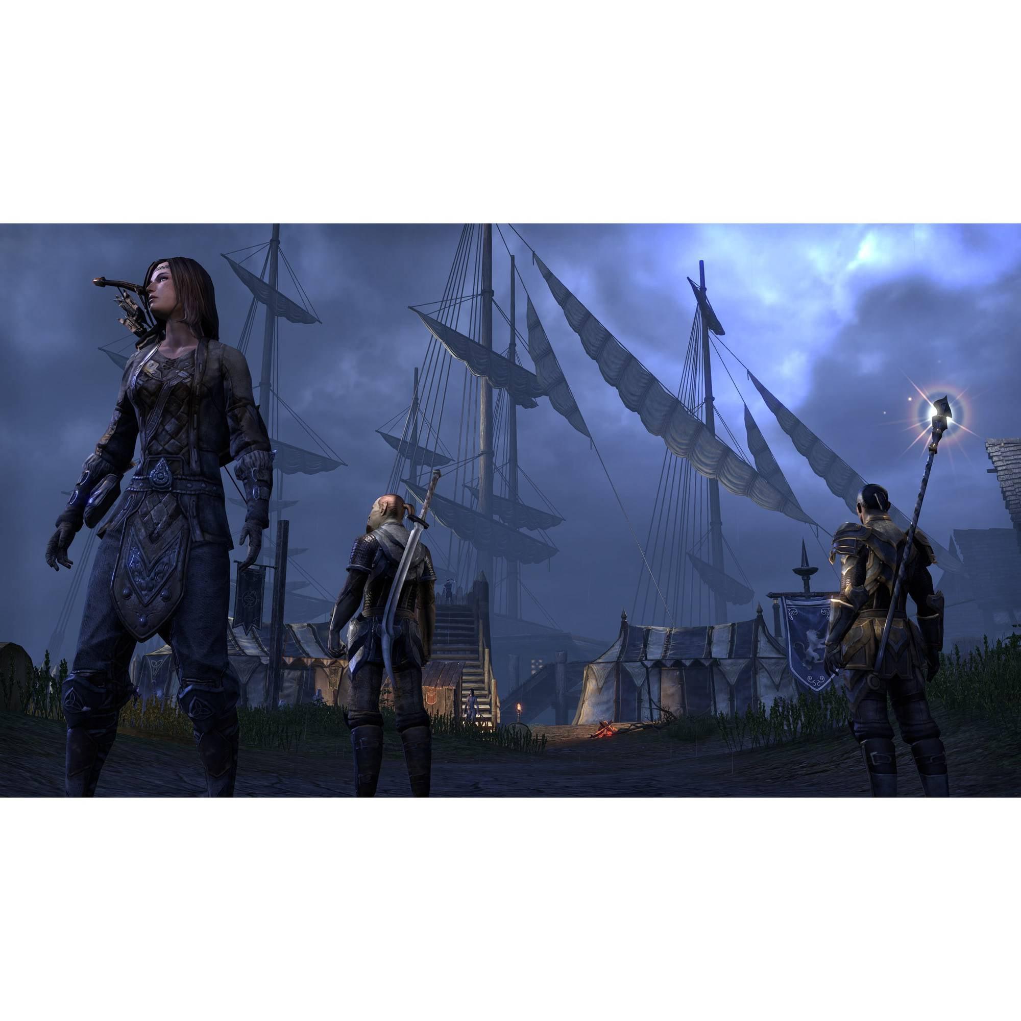 Elder Scrolls Online (PS4)